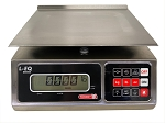 Torrey LEQ 10/20-HS Portioning Bench Scales, 20 lb x 0.005 lbs