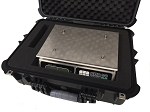 Torrey LPC-40L, 40 x .01 lb Portable Price Computing Scale with Protective Carrying Case