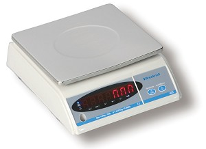 Brecknell 405 Series Electronic Bench Scale - BS-405-15 - 30 lb x 0.005 lb