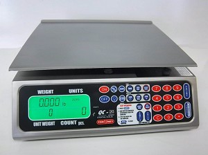 Torrey QC-20/40, 40 lb Counting Scale