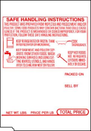 Tt255s Tec Sl 66 6600 9000 Upc Safe Handling Price Computing